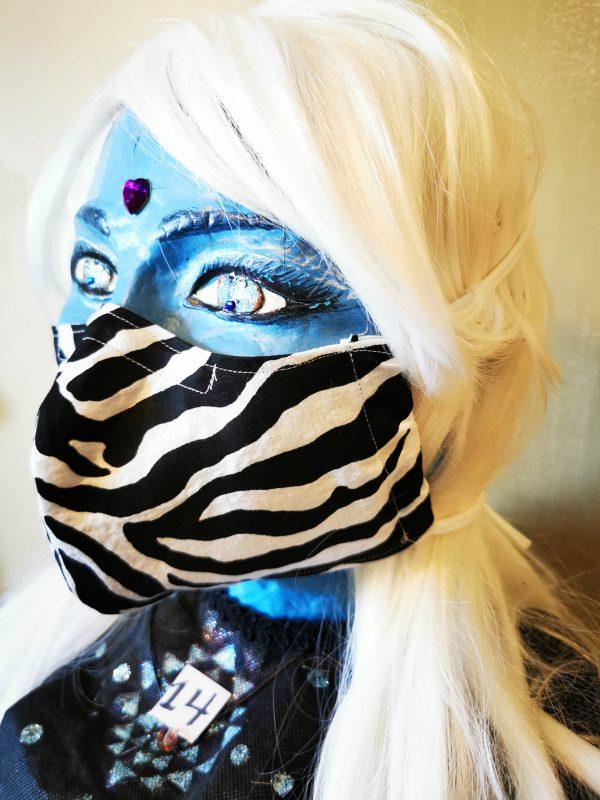 14 - zebra stripes