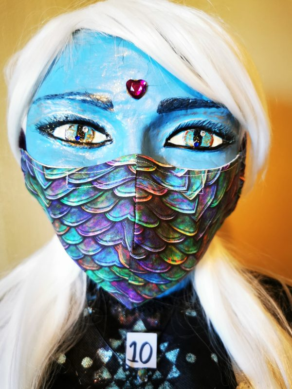10-mother of dragons mask